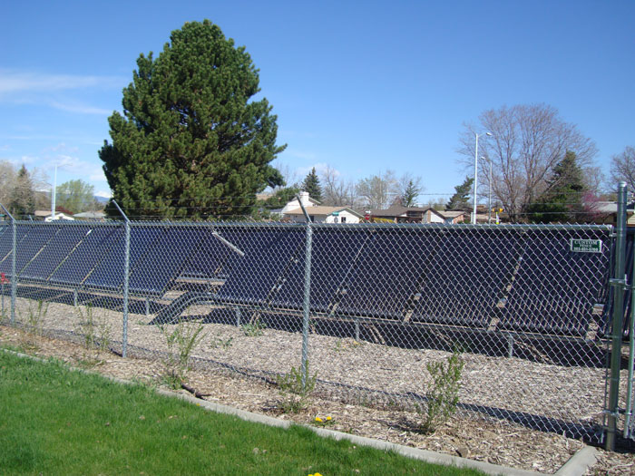 Custom Fence Colorado Chain Link Fence