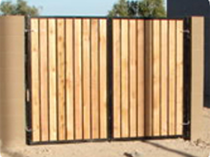 Colorado Custom Wood And Iron Gate And Gate Accessories
