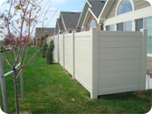Home Owners Association Professionally Installed Fence