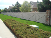 Colorado Professional Perimeter Fence And Subdivision