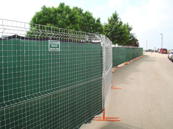 Colorado Rental Fencing Rent A Fence Fast Easy Fence