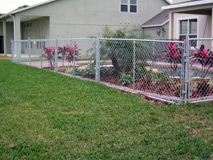 Apache Junction Temporary Fence - Colorado